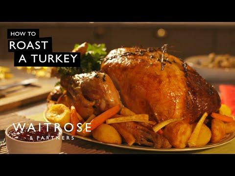How to Roast a Turkey | Waitrose