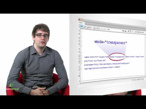 Flash Transparent Background Tutorial