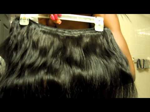 Bringing your Brazilian Hair Back to life!!!!!