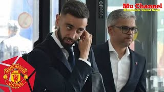 Bruno Fernandes reveals truth behind Manchester United transfer reports
