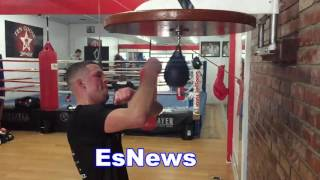 FLOYD MAYWEATHER - NATE DIAZ Is a Hell of A Fighter EsNews Boxing