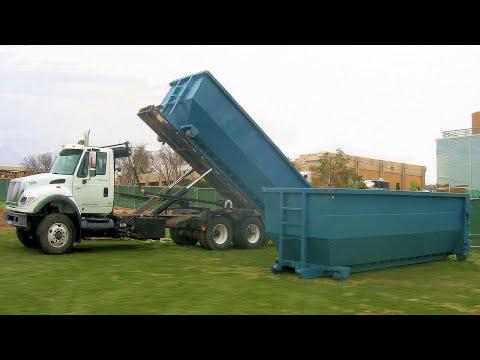 Roll Off Dumpster