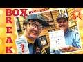 BOX BREAK Opening A 1000 Box Of Baseball Cards