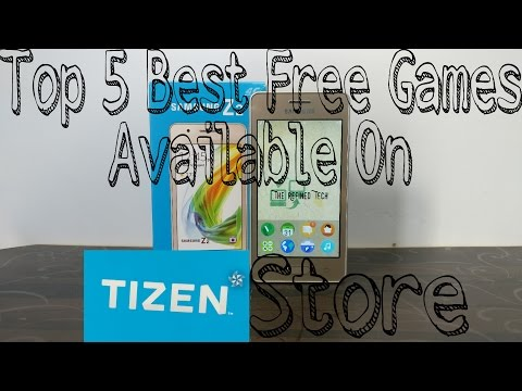 Top 5 Best Free Games Available On Tizen Store - TheRefinedTech