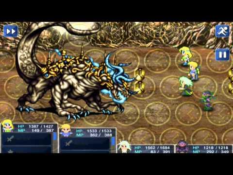 Final Fantasy VI iOS - Ultima Weapon (Boss #16)