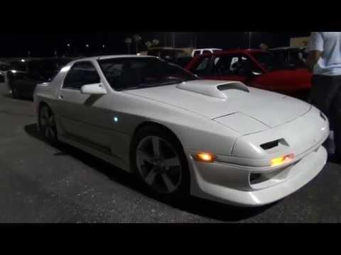 V8 MAZDA RX7