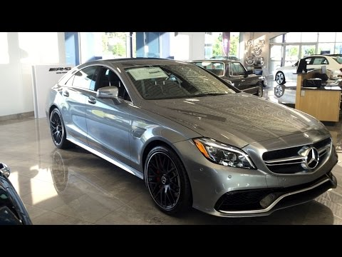2015 Mercedes-Benz CLS 63 AMG Review