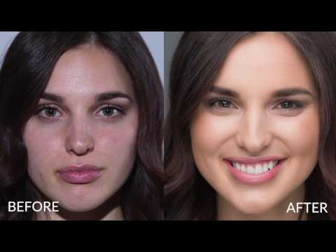 How to get the flawless airbrushed look with NV BB Perfecting Mist Foundation