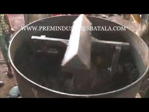BLADE PAN MIXER FOR CONCRETE | 9814050525/9814545545|