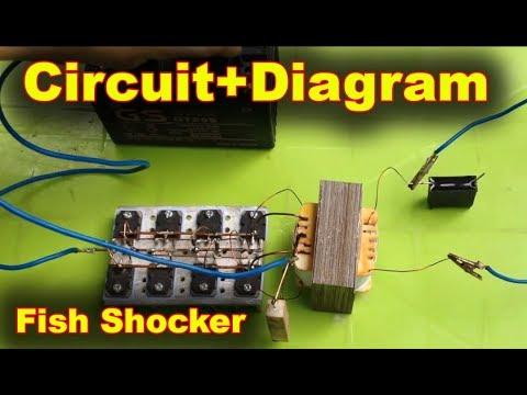 Homemade Inverter 12V to 220V 500W