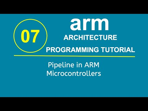 ARM Programming Tutorial 7-  Pipeline in ARM Microcontrollers