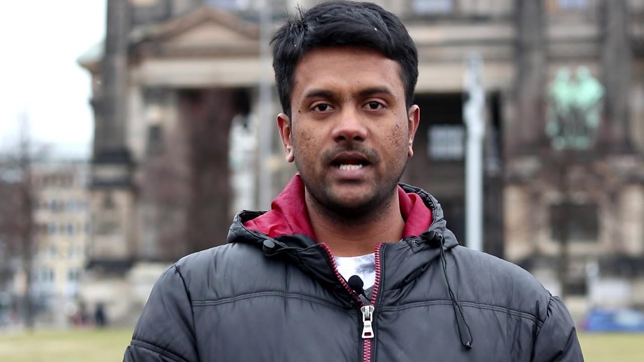 How I found a job in Berlin, Germany - Raknas from India