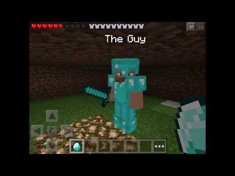 How to duplicate items in Minecraft PE 0.8.1 Multiplayer