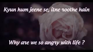 """""""jee Le Zaraa"""" Lyrics & English Translation- """"talaash"""" (2012)"""