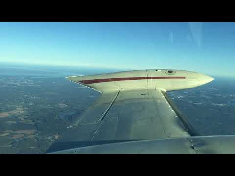 Cessna C310 Commute from Washington, DC to Raleigh, NC2