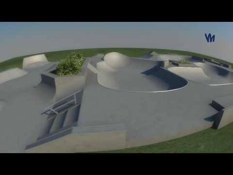 Haverfordwest Skatepark Design