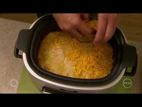 How to Make Cheesy Slow Cooker Scalloped Potatoes: In the Kitchen with David Venable