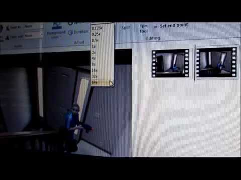 How-To: Slow Motion On Windows Live Movie Maker