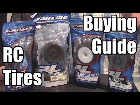 RC Tires -  Buying Guide
