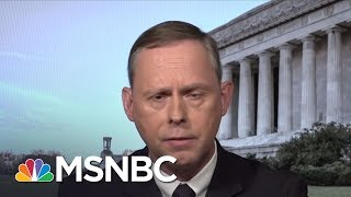 Fmr. FBI Asst. Director Robert Anderson: Rob Porter Could Have Been A Target For Blackmail | MSNBC