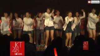 all Gen @JKT48 Pajama Drive Revival 2014 (day 2 show 2)
