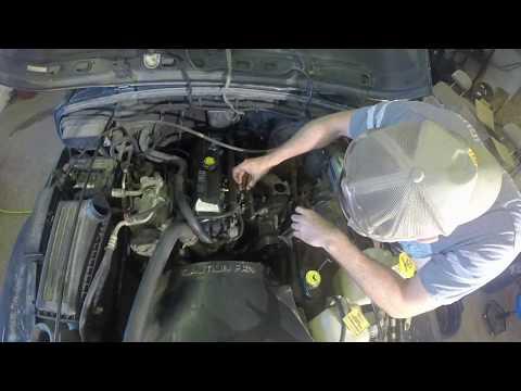 Jeep Wrangler TJ Intake Exhaust Manifold Gasket Replacement