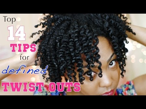 My Top 14 Tips for a Perfect Defined Twist Out on Natural Hair