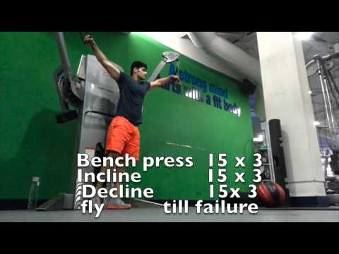 Paras Tomar Unplugged-Day 4 of 45 days to a fit pack