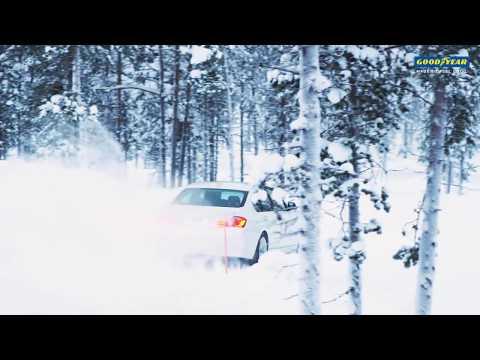 NEW Goodyear Ultragrip Performance Winter Tyre