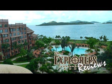 Review Disney Explorers Lodge | Disneyland Hong Kong | Bahasa Indonesia
