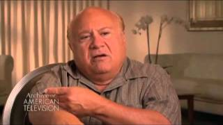Danny Devito On Working With Andy Kaufmantony Clifton On Taxi Emmytvl