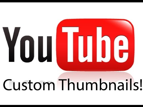 How To Get Custom Thumbnail Without Being Verified