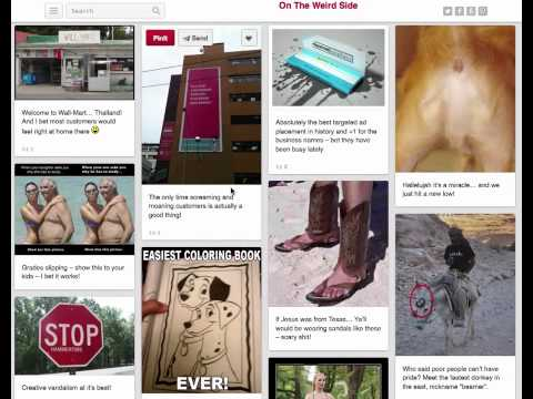 Create Your Own Pinterest Website Using Pinterest Wordpress Theme Covert PinPress Review