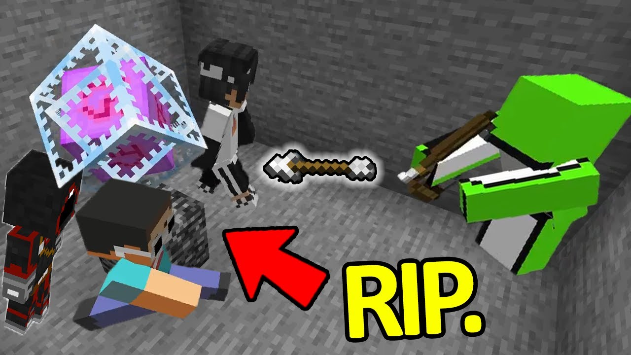 MOST INSANE Minecraft 200IQ Plays That Will BLOW Your MIND #5