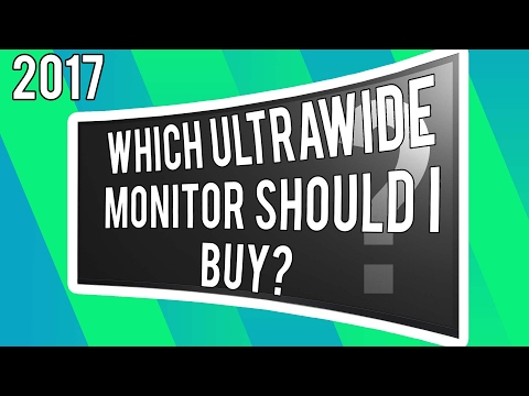 The 2017 ULTRAWIDE Monitor Buyers Guide