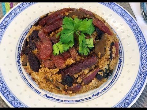 腊味饭 Chinese Waxed Meat Rice