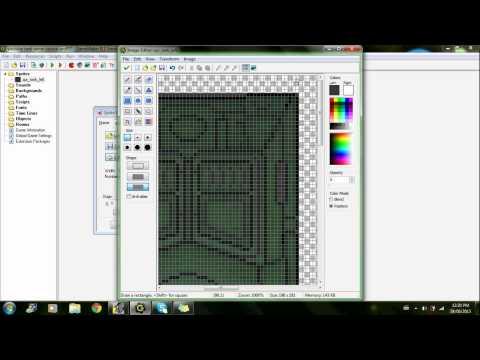 Game maker 8: Tank tutorial -ep. 1