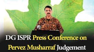 DG ISPR Press Conference on Pervez Musharraf Judgement   SAMAA TV   19 Dec 2019
