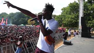 Mr Eazi to the World - Episode 3 (with performances at Ghana party in the park & Afropunk Festival)