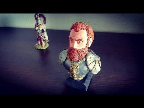 Husaria duma Rzeczpospolitej - Popiersie Husarza !/Bust of a Hussar