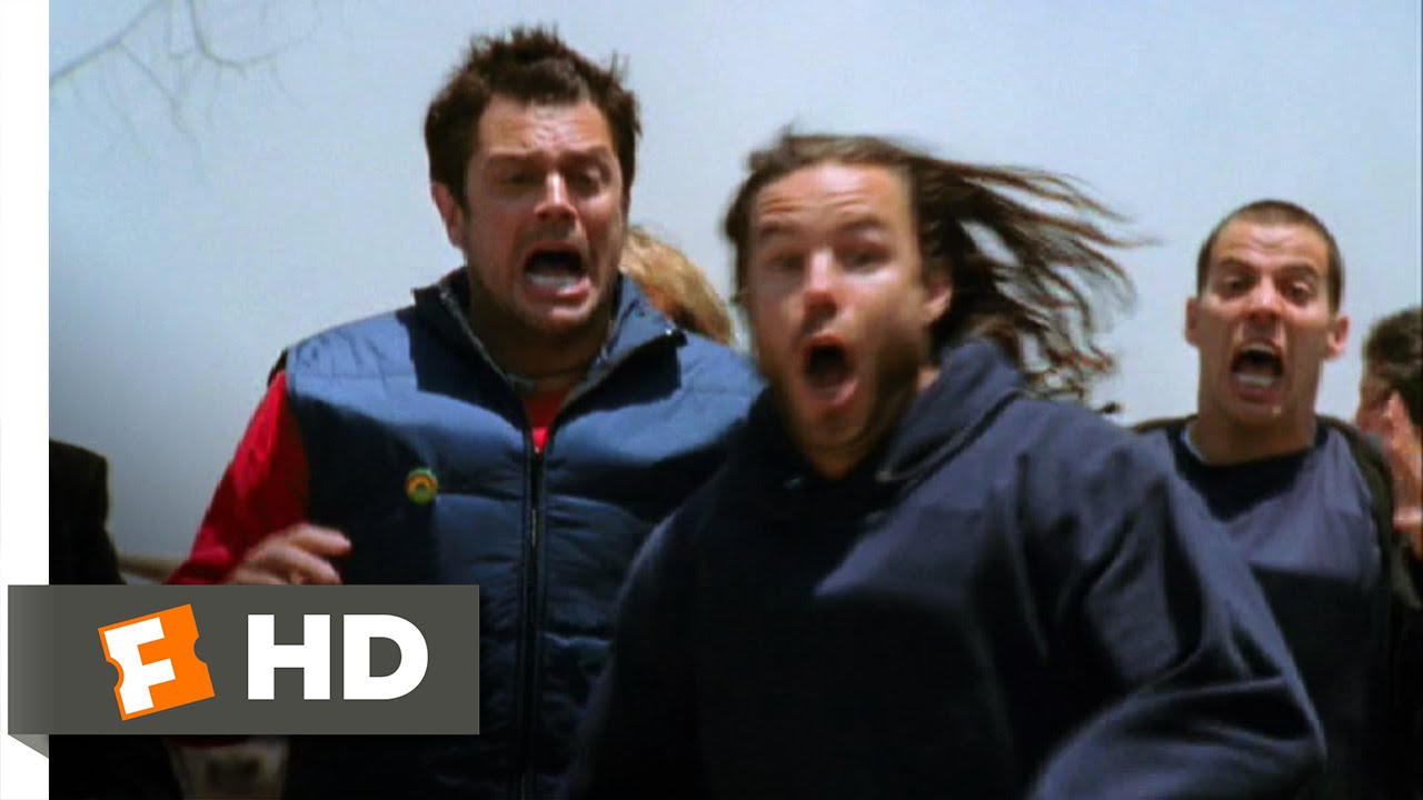 Jackass Number Two (1/8) Movie CLIP - Running of the Bulls (2006) HD