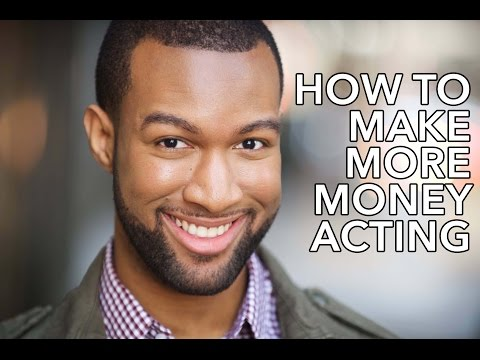 HOW TO MAKE MORE MONEY AS AN ACTOR | HEADSHOTS NYC