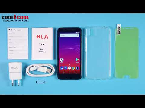 iLa X Unboxing and Hands On Review