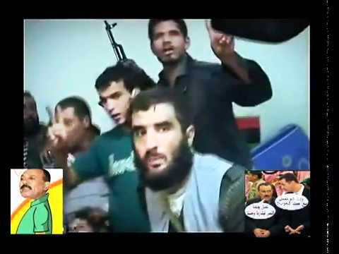 Gaddafi's Dead Body   YouTube