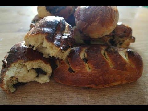 CHOCOLATE SWEET BREAD aka VIENNOISES AU CHOCOLAT | EM'S BAKING