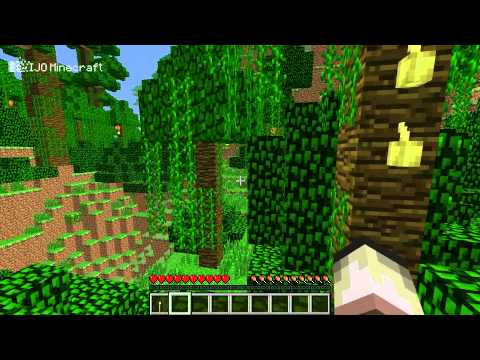 How To Find & Grow Cocoa Beans in Minecraft - Cocoa Plants