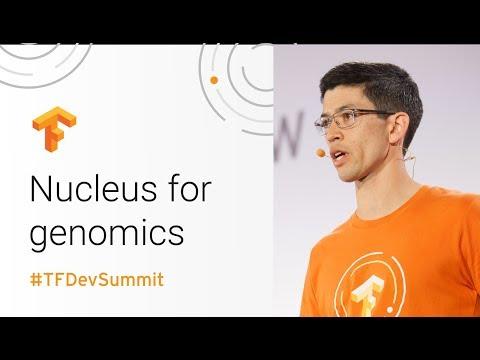 Nucleus: TensorFlow toolkit for Genomics (TensorFlow Dev Summit 2018)