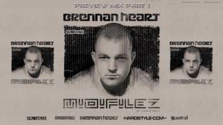 Brennan Heart Presents Midifilez Promo/preview Mix Part 1 By Manuel W. (vhq/hd)