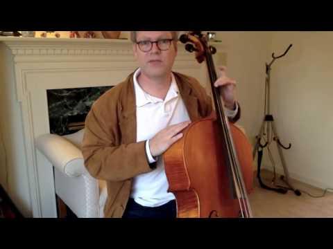 Cello Vibrato ...for Adults