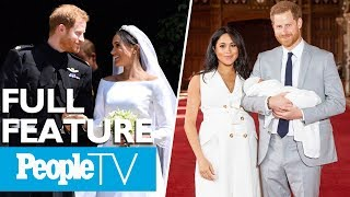 Meghan Markle's First Year As The Duchess Of Sussex: A Look Back | PeopleTV